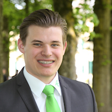 Herr Lukas Neubauer